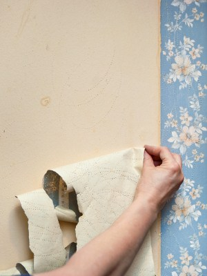 Wallpaper removal in Morton, PA by 3 Generations Painting.